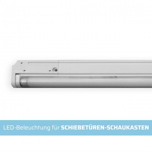 LED-Beleuchtung für SCHIEBETÜREN-SCHAUKASTEN