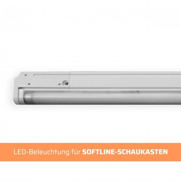LED-Beleuchtung für SOFTLINE-SCHAUKASTEN